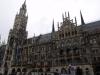 Neues Rathaus отвън - 1