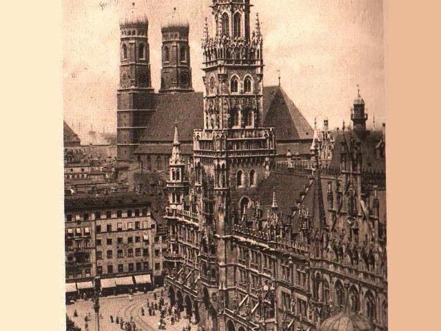 Neues Rathaus - 1