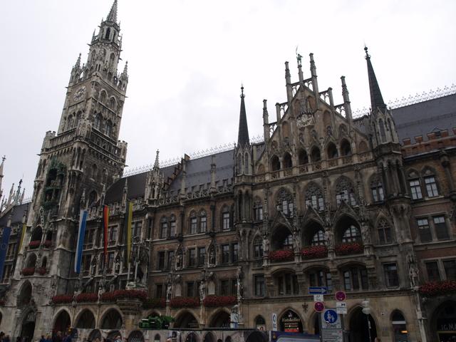 Neues Rathaus - 2