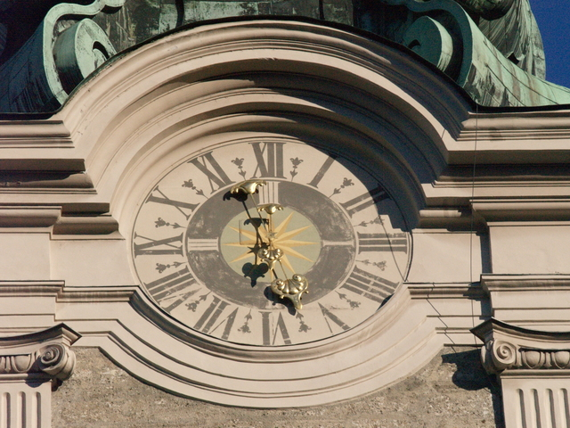 Часовниците - 1