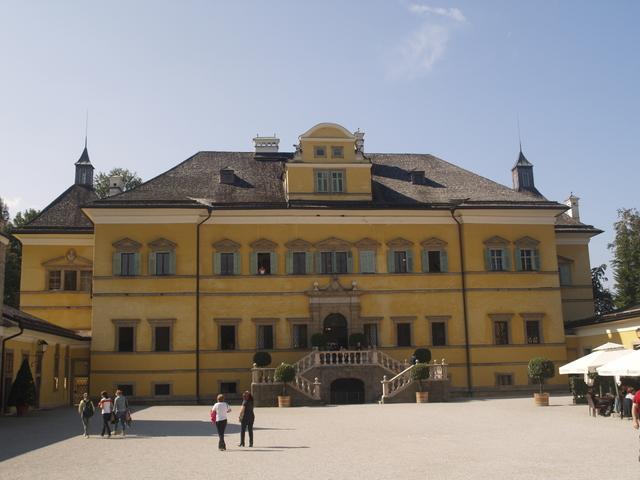 Дворецът отвън - 1