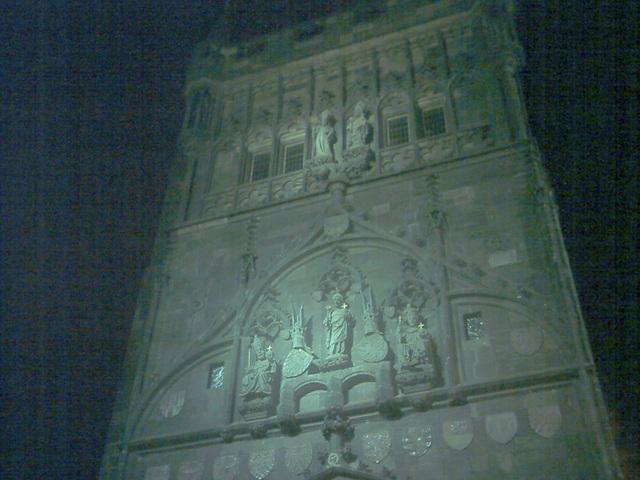 Кулата на Карловия мост