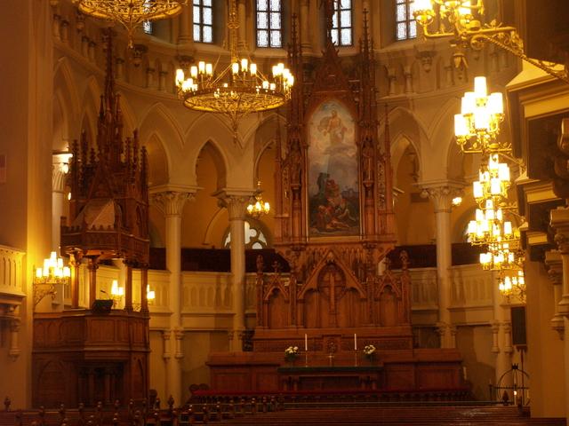 Католическата църква - 7