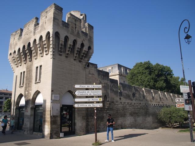 Крепостните стени - 1