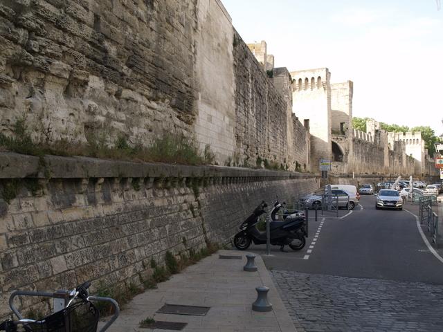 Крепостните стени - 3