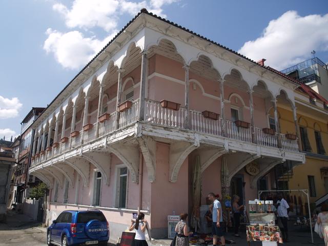 Балконите - 1