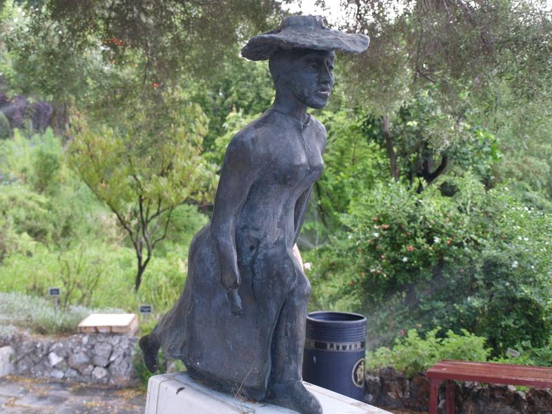 Статуи - 1