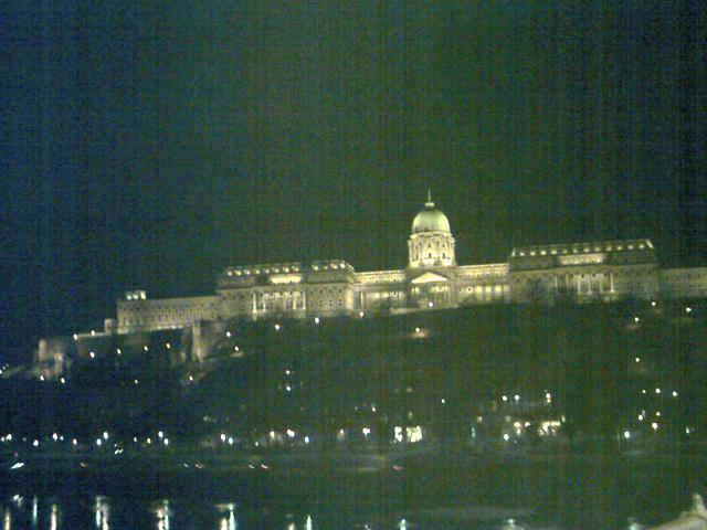Дворецът в Буда