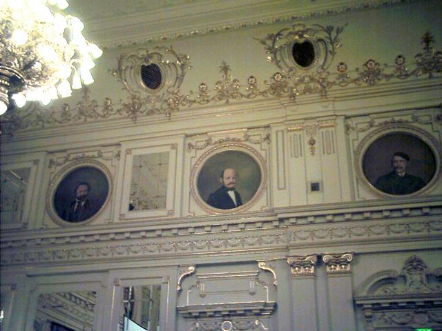 Балната зала - фрагмент