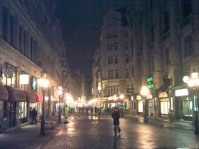 Пешеходна улица