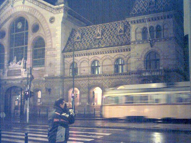 Трамвай в действие
