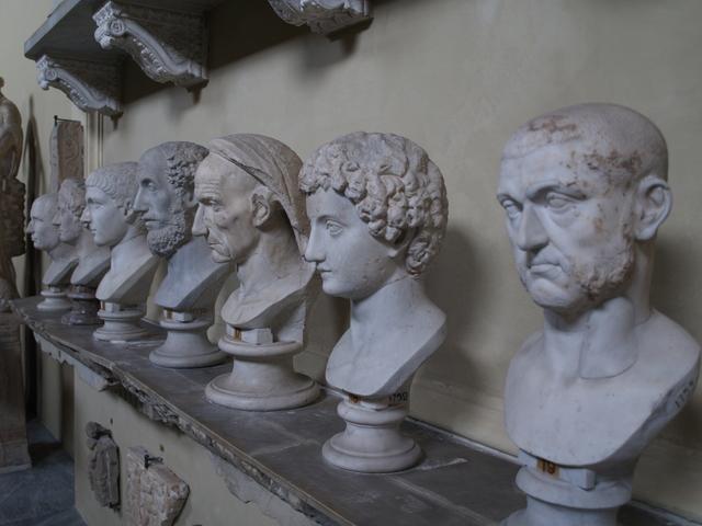 Скулптурите - 8