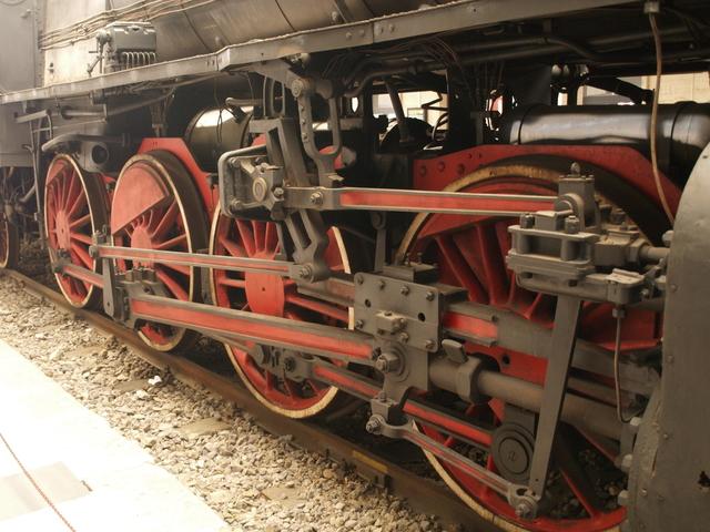 Парният локомотив - 5