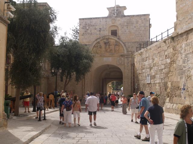 Крепостните стени - 8
