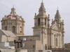 Катедралата на Мдина отвън - 3
