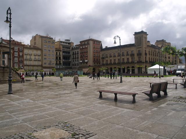 Площадът - 1