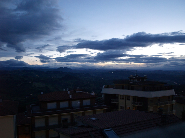 Evening - 1