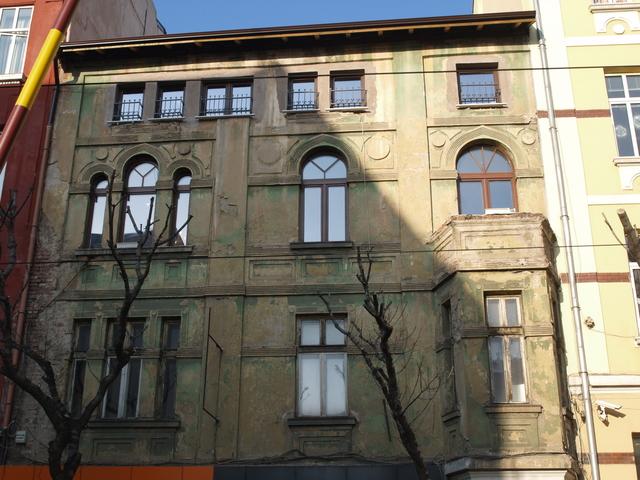 Еврейските сгради - 1