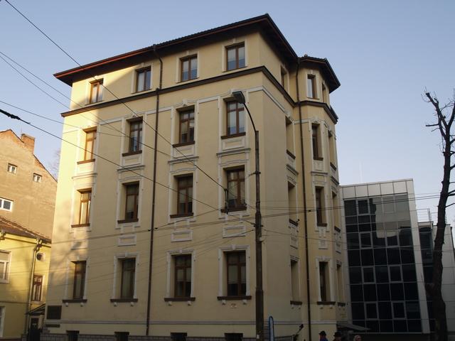 Късна архитектура - 1