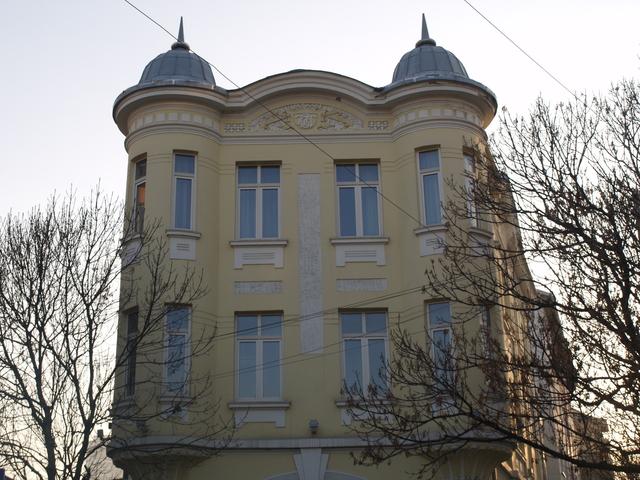 Късна архитектура - 15