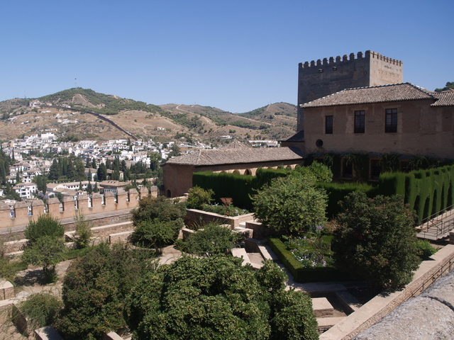 Дворецът на Насридите - 1