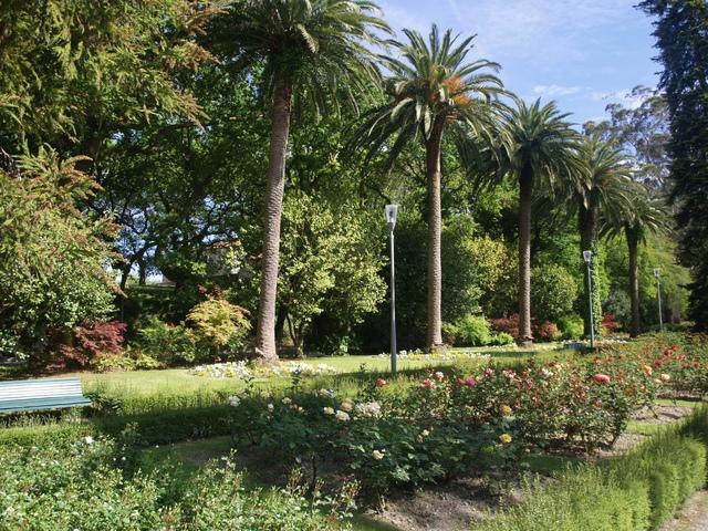 Сантяго - паркът - 2