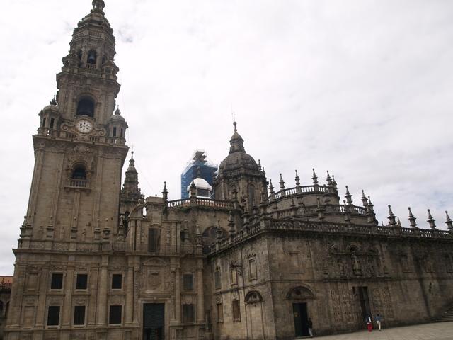 Катедралата на Сантяго - 2