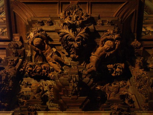 Катедралата отвътре - 7