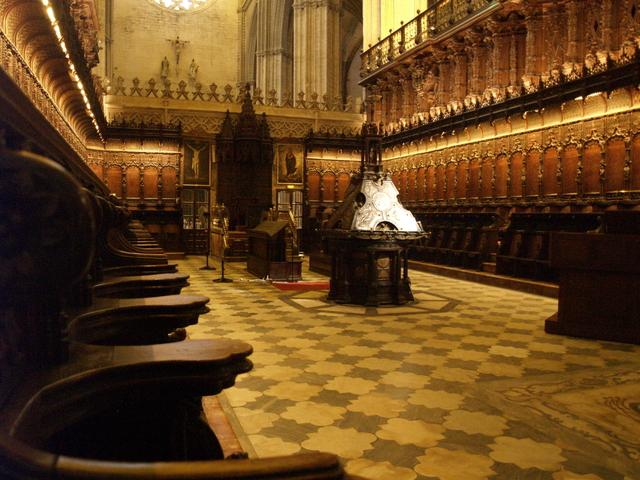 Катедралата отвътре - 9
