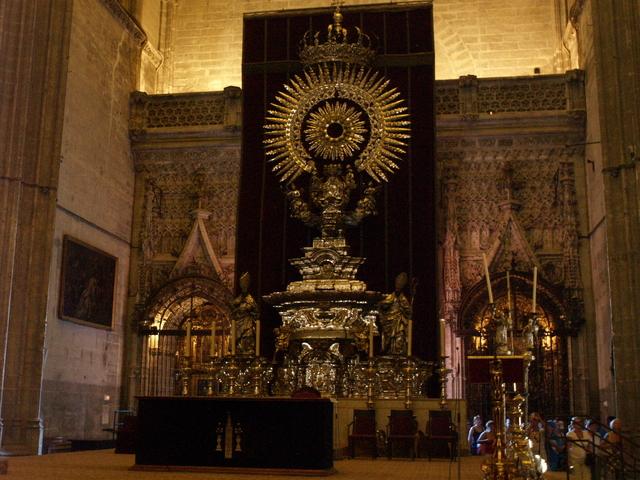Катедралата отвътре - 12