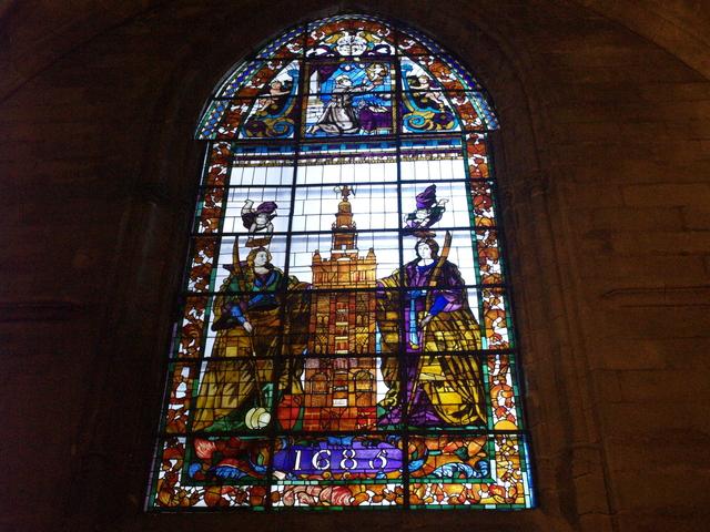 Катедралата отвътре - 19