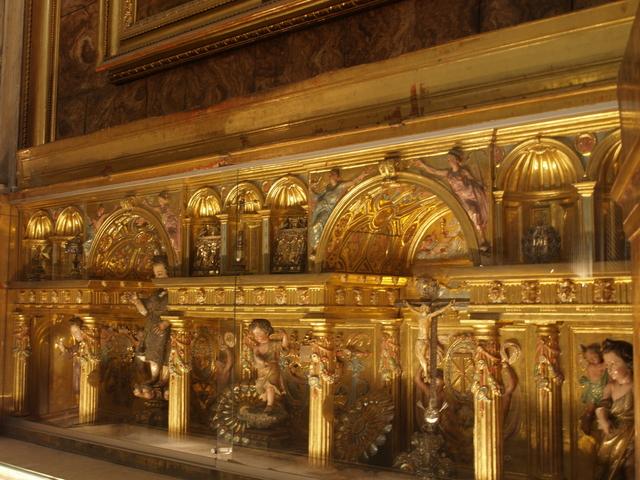 Катедралата отвътре - 21