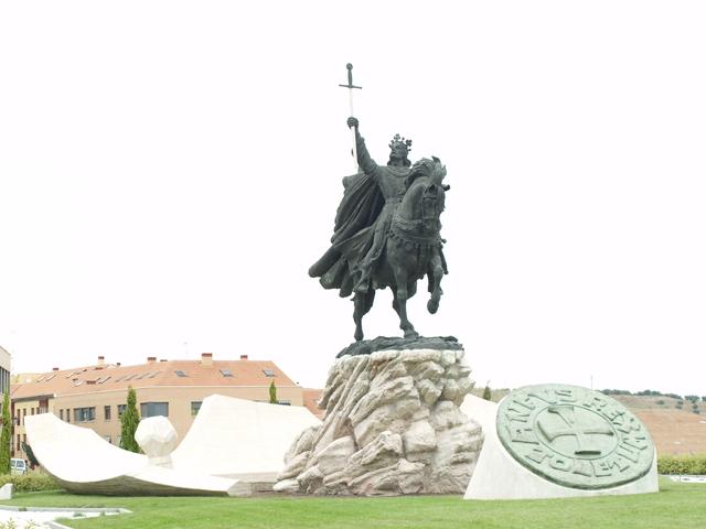 Паметник Алфонсо