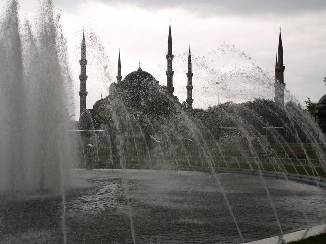Синята джамия - 1