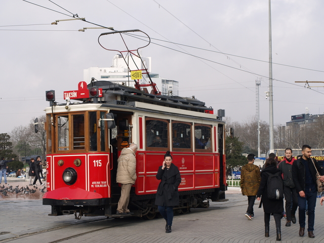 Трамваят - 1